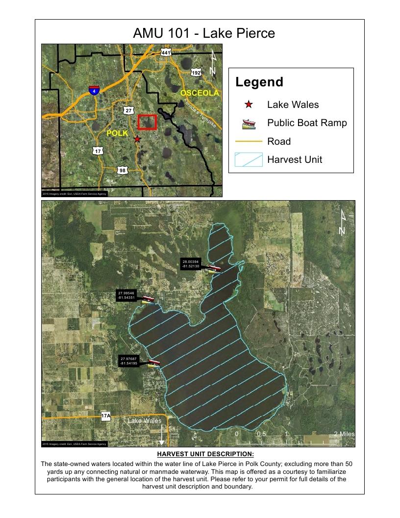 Alligator Unit Area Maps Where Can I Alligator Hunt